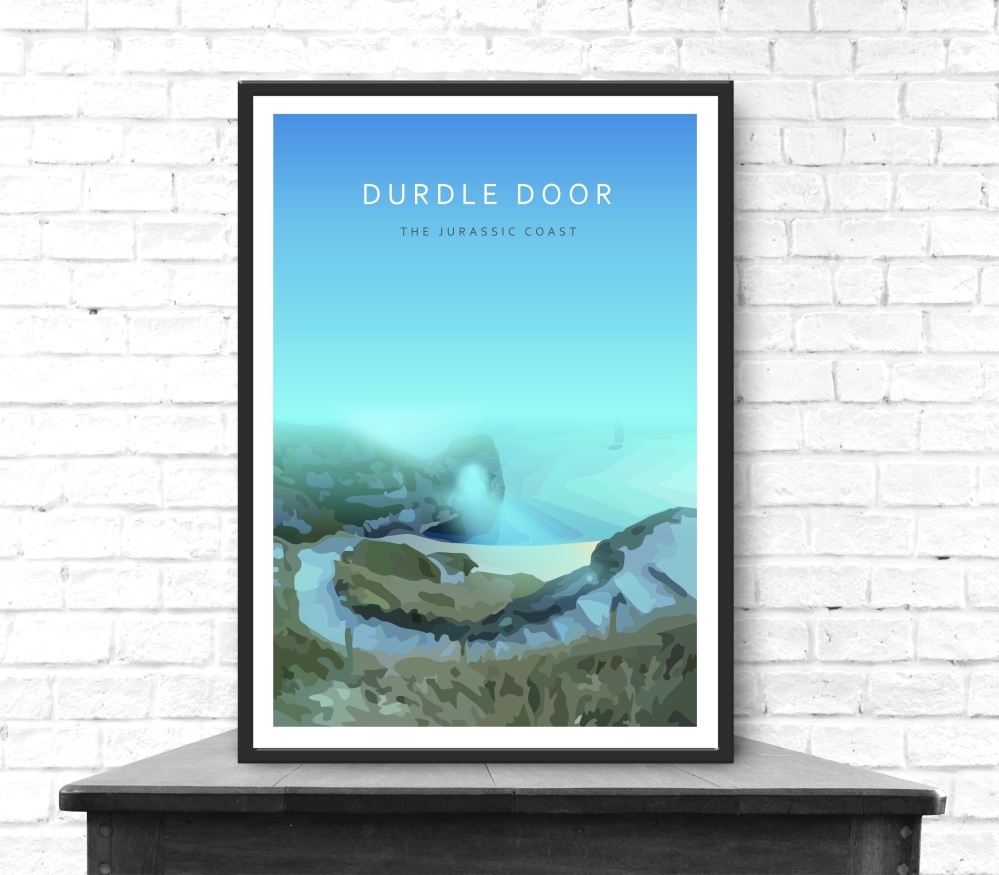 durdle-door-frame